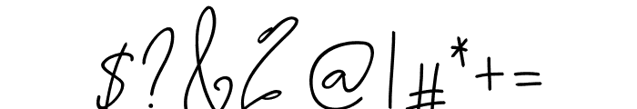 Mindset Font OTHER CHARS