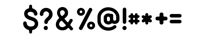 Minimalust-SmallCap Font OTHER CHARS