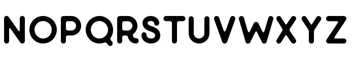 Minimalust-SmallCap Font LOWERCASE