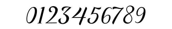 MinthasScript Font OTHER CHARS