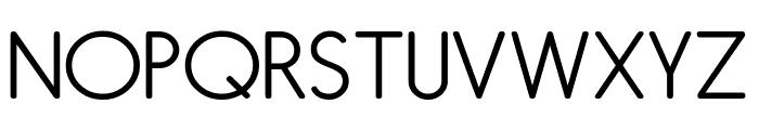 Mintlite Font UPPERCASE