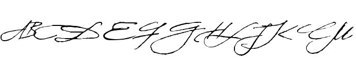 Miodrag Font UPPERCASE