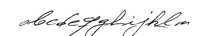 Miodrag Font LOWERCASE