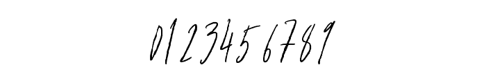 Mistique Touch Regular Font OTHER CHARS