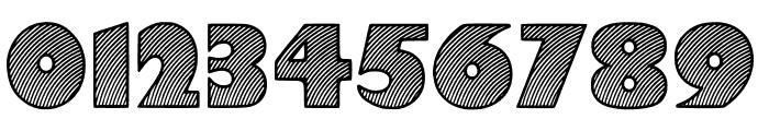 Moaren Regular Font OTHER CHARS
