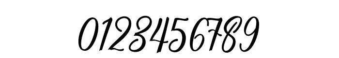 ModistaScript-Medium Font OTHER CHARS