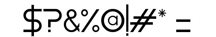 Moiser Font OTHER CHARS