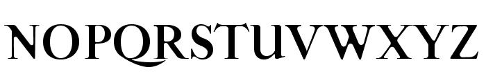 Moisses Bold Round Font UPPERCASE
