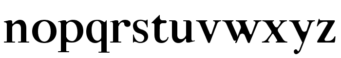 Moisses Bold Round Font LOWERCASE