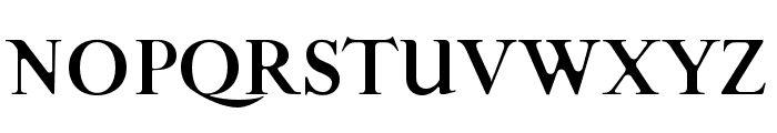 Moisses-BoldRound Font UPPERCASE