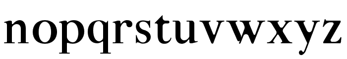 Moisses-BoldRound Font LOWERCASE