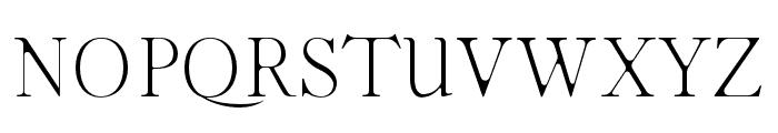 Moisses-LightRound Font UPPERCASE