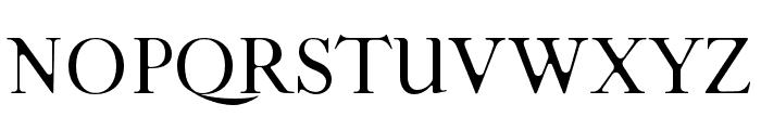 Moisses-Round Font UPPERCASE