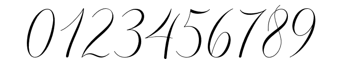 MolandikaScript Font OTHER CHARS