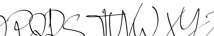 Mongoill Font UPPERCASE