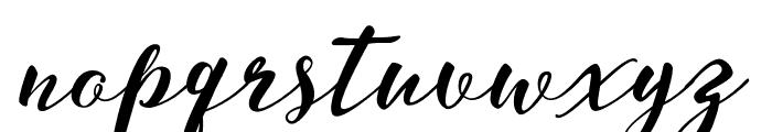 MonicaScriptPro Font LOWERCASE