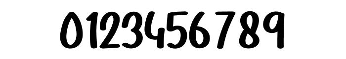 Monster Kingdom Solid Font OTHER CHARS
