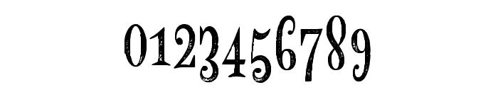 MonsterPie Rough Regular Font OTHER CHARS
