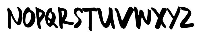 Monterado Font UPPERCASE