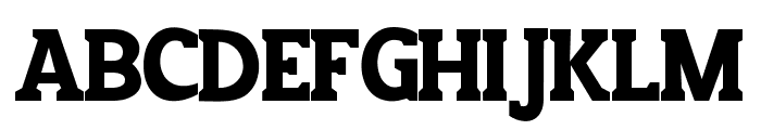 Moon Figther Font UPPERCASE