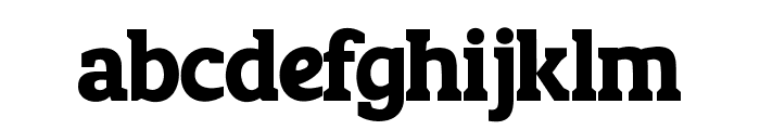 Moon Figther Font LOWERCASE