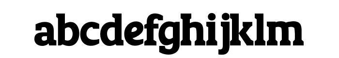 MoonFigther Font LOWERCASE