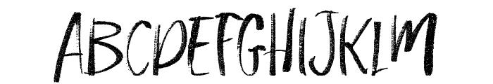 Moonlit Harvest Uppercase Font UPPERCASE