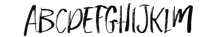 Moonlit Harvest Font UPPERCASE
