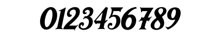 MorganTattoo-Italic Font OTHER CHARS