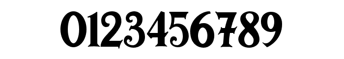 MorganTattoo Font OTHER CHARS