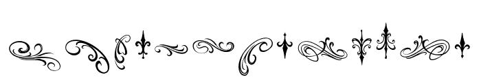 Morgantattoo-Morgantattooorname Font LOWERCASE
