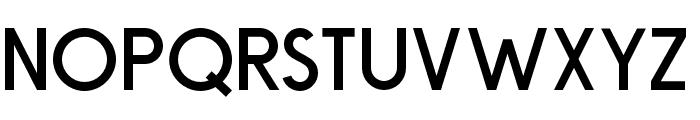 MorristoneSans Font UPPERCASE