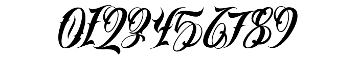 MrBrown-VMF Font OTHER CHARS