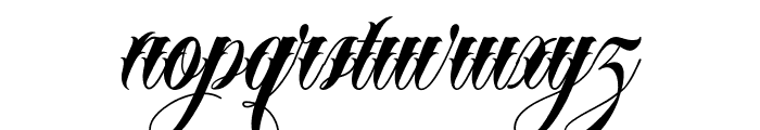 MrBrown-VMF Font LOWERCASE