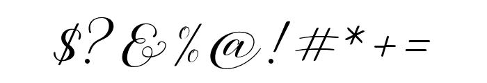 Mutyara Font OTHER CHARS