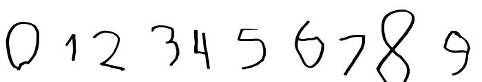 NaraNino Font OTHER CHARS