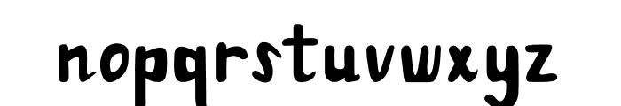 Naranda Font LOWERCASE