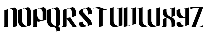 Narapati-Regular Font UPPERCASE