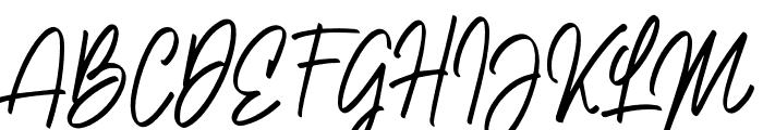 NataliaRosaline Font UPPERCASE