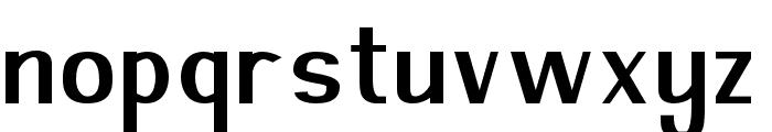 Nazgul Font LOWERCASE