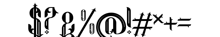 Neo Thomasy Font OTHER CHARS