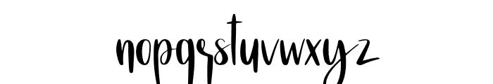 Neular Font LOWERCASE