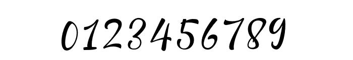 NicoletteScript Font OTHER CHARS