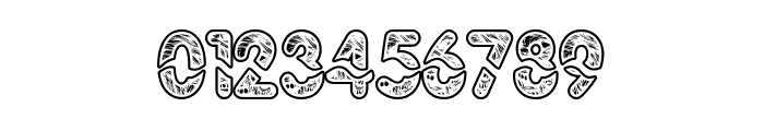 Njalanie Font OTHER CHARS
