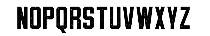 OatmealStout-Aged Font UPPERCASE