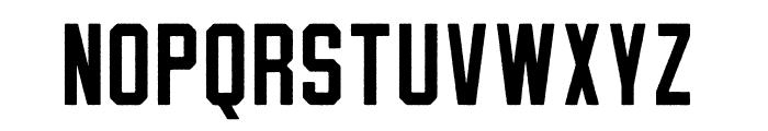 OatmealStout-Rough Font LOWERCASE