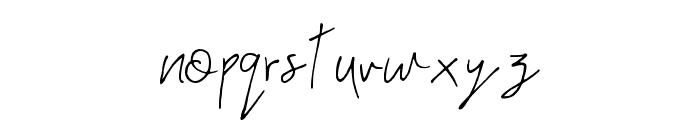 Oh Monkey Regular Font LOWERCASE