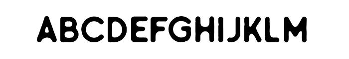 Old Pines-Regular Font LOWERCASE
