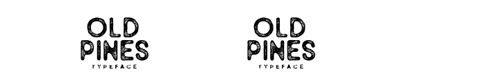 Old Pines-Swash Font OTHER CHARS