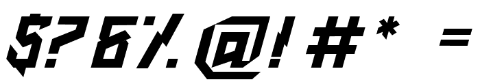 Omen Font OTHER CHARS